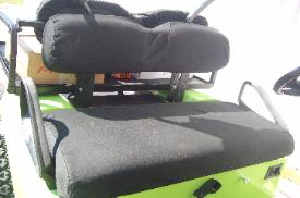 removable & washable seat covers